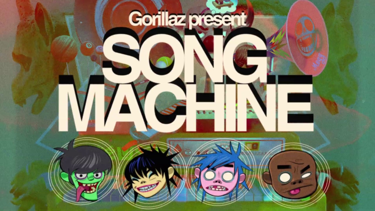 "Gorillaz Present ""Song Machine"" Episode 2"