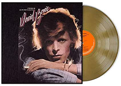 Bowie, David - Young Americans (Ltd Ed/RI/RM/Gold vinyl)