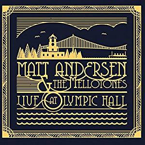 Andersen, Matt & The Mellotones - Live at Olympic Hall (2LP)