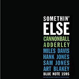 Adderley, Cannonball - Somethin' Else (Blue Note)