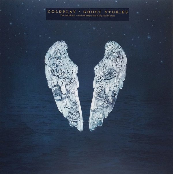 Coldplay - Ghost Stories (w/download)