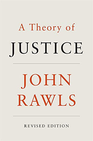 Rawls, John - A Theory Of Justice