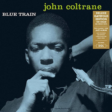 Coltrane, John - Blue Train (RI/180G/Blue vinyl)