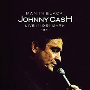 Cash, Johnny - Man In Black: Live In Denmark 1971 (Ltd Ed/2LP/Coloured vinyl)