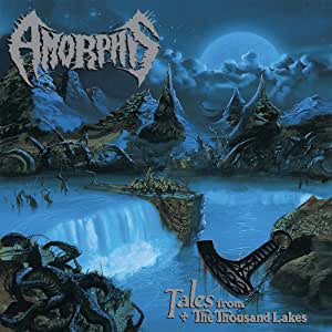 Amorphis - Tales From the Thousand Lakes (Ltd Ed/RI)