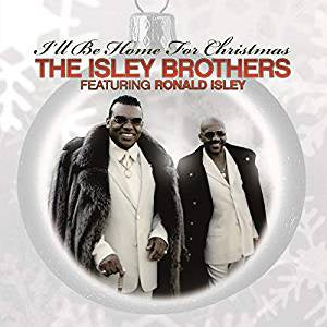 Isley Brothers - I'll Be Home For Christmas (RI/Red vinyl)
