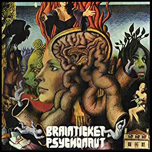Brainticket - Psychonaut (RI/Green vinyl)