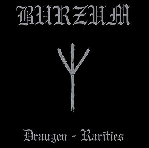 Burzum - Draugen - Rarities (2LP/Clear vinyl)
