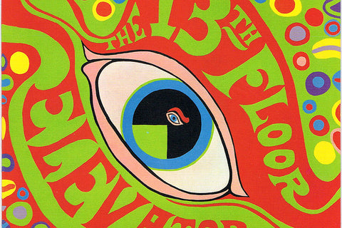 13th Floor Elevators - The Psychedelic Sounds of the 13th Floor Elevators (2019RSD/Mono/Ltd Ed/Picture Disc)