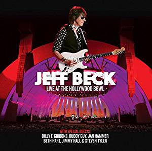 Beck, Jeff - Live at the Hollywood Bowl (3LP+DVD)