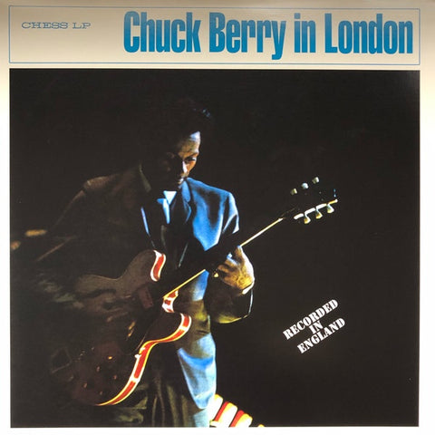 Berry, Chuck - Chuck Berry in London (2019RSD2/RI)