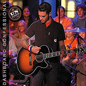 Dashboard Confessional - MTV Unplugged v2.0 (Indie Exclusive/Ltd Ed/RI/Matchstick Burst vinyl)