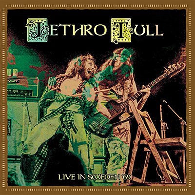 Jethro Tull - Live in Sweden '69 (Ltd Ed/180G/Green vinyl)