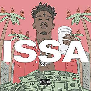 21 Savage - Issa Album (2LP)