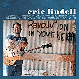 Lindell, Eric - Revolution In Your Heart (Transparent Orange vinyl)