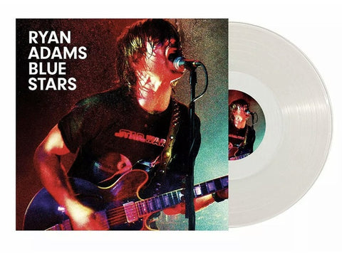 Adams, Ryan - Blue Stars (2LP/Clear vinyl)