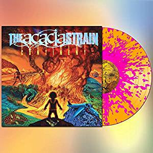 Acacia Strain - Continent (Ltd Ed/Orange & Magenta Splatter)