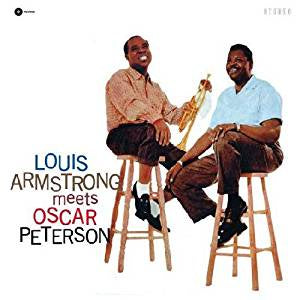 Armstrong, Louis/ Peterson, Oscar - Meets Oscar Peterson