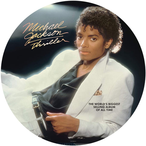 Jackson, Michael - Thriller (Picture Disc)