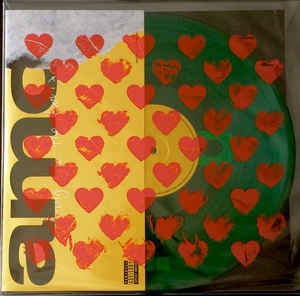 Bring Me The Horizon - Amo (2LP/Indie Exclusive/Ltd Ed/Transparent Green vinyl)