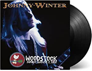 Winter, Johnny - The Woodstock Experience (2LP/RI/180G)