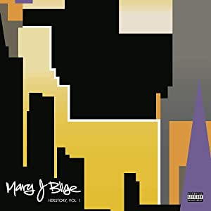 Blige, Mary J. - HERstory Vol. 1 (2LP)
