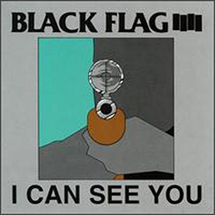 "Black Flag - I Can See You (12"" Single)"