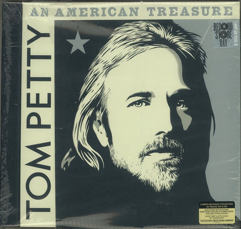 Petty, Tom - An American Treasure (6LP Box Set/Special Ed)
