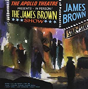 Brown, James - Live At the Apollo (RI/180G/Gatefold)