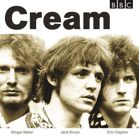 Cream - BBC Sessions (2LP/RI)