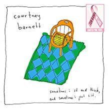 Barnett, Courtney - Sometimes I Sit and Think, And Sometimes I Just Sit (Pink vinyl)