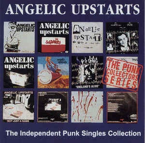 Angelic Upstarts - The Independent Punk Singles 1977 - 1985 (2LP)