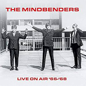 Mindbenders - Live on Air '66-68 (Ltd Ed/180G/Red vinyl)