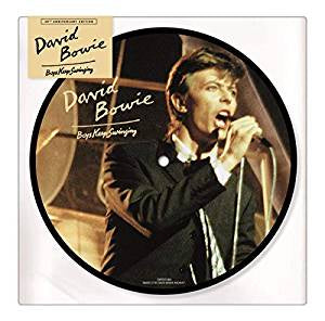 "Bowie, David - Boys Keep Swinging (7""/40th Anniversary/Ltd Ed/Picture Disc)"