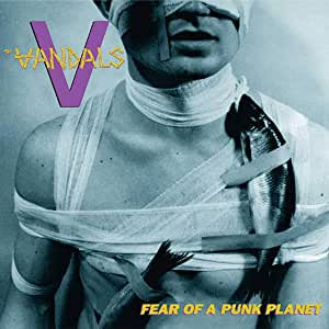 Vandals - Fear of a Punk Planet (Ltd Ed/RI/Green vinyl)