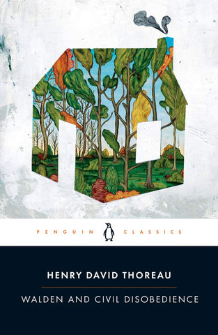Thoreau, Henry David - Walden and Civil Disobediance