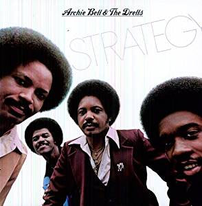 Bell, Archie & The Drells - Strategy (RI)
