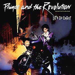 "Prince and The Revolution - Let's Go Crazy (12"" Single/RI)"