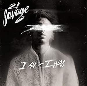 21 Savage - I Am > I Was (2LP)