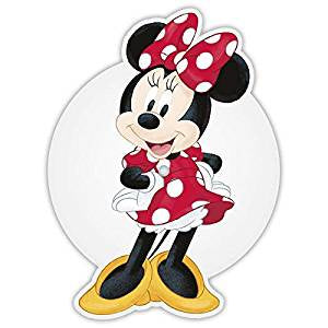 "Mickey Mouse 90 - Minnie Bow-tique (10""/Ltd Ed/Die-Cut Picture Disc)"
