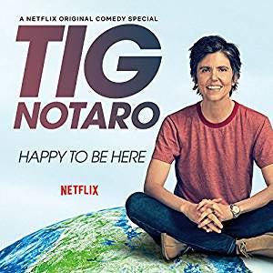 Notaro, Tig - Happy To Be Here