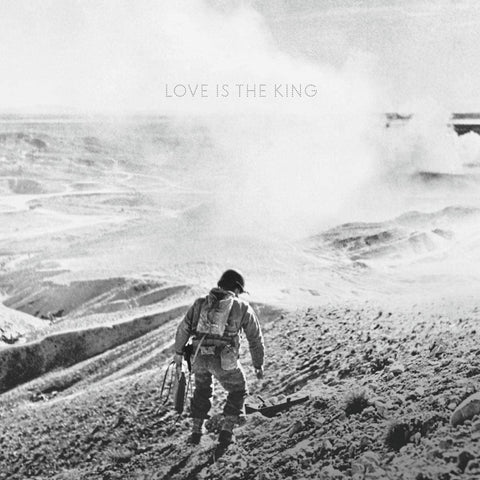 Tweedy, Jeff - Love Is The King (Ltd Ed/Clear Vinyl)