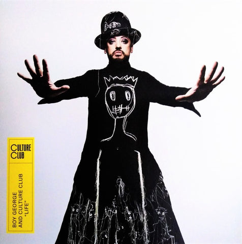 Boy George & Culture Club - Life (Indie Exclusive/Ltd Ed/Yellow vinyl)