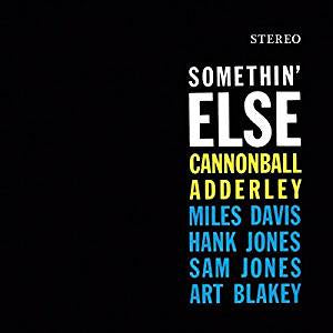 Adderley, Cannonball - Somethin' Else (Stereo)