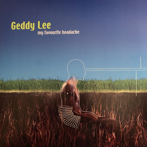 Lee, Geddy - My Favourite Headache (2019RSD2/2LP/Ltd Ed/RM/180G))
