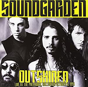 Soundgarden - Outshined: Live at the Hollywood Palladium, 6 Oct 1991 (Yellow vinyl)