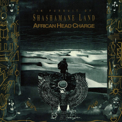 African Head Charge - In Pursuit of Shashamane Land (2LP)