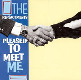 Replacements - Pleased to Meet Me (RI/Translucent Blue vinyl)