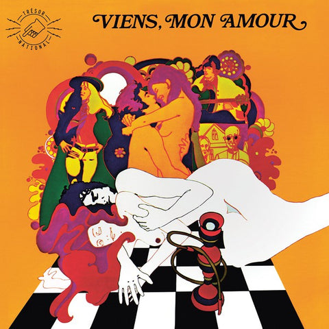 Baillargeon, Paul & Morgan, Dean - Viens, Mon Amour OST (RI)