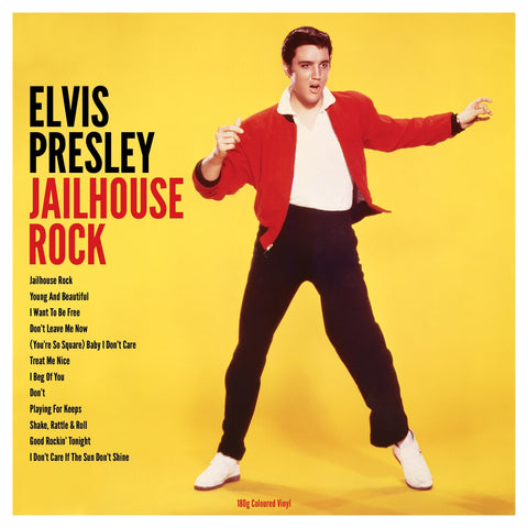 Presley, Elvis - Jailhouse Rock (180G/Coloured vinyl)